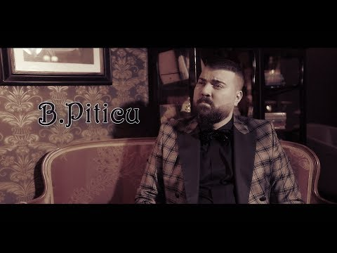 B.Piticu - Blestem iubirea care ti-o port ( Oficial Video ) HiT 2018