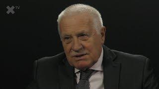 Václav Klaus v XTV - ukázka