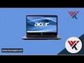 طريقة تحميل التعريفات لشركة Acer من الموقع الرسمي