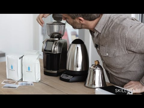 Exploring Brewing Tools With Blue Bottle Coffee