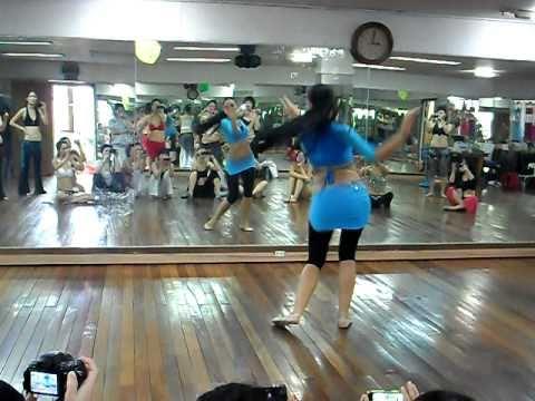 Aida - Baladi. Workshop in South Korea 2010