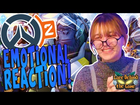 Overwatch 2 Cinematic Zero Hour Reaction   All Ages Of Geek