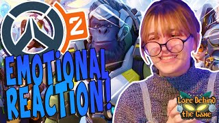 Overwatch 2 Cinematic Zero Hour Reaction | All Ages of Geek
