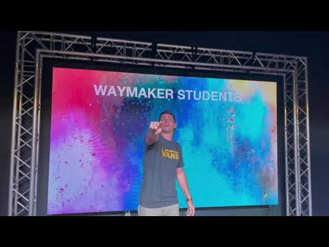 Welcome to Waymaker Students