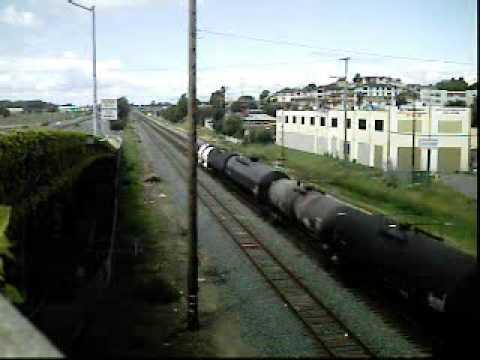 Union Pacific in Richmond/El Cerrito CA