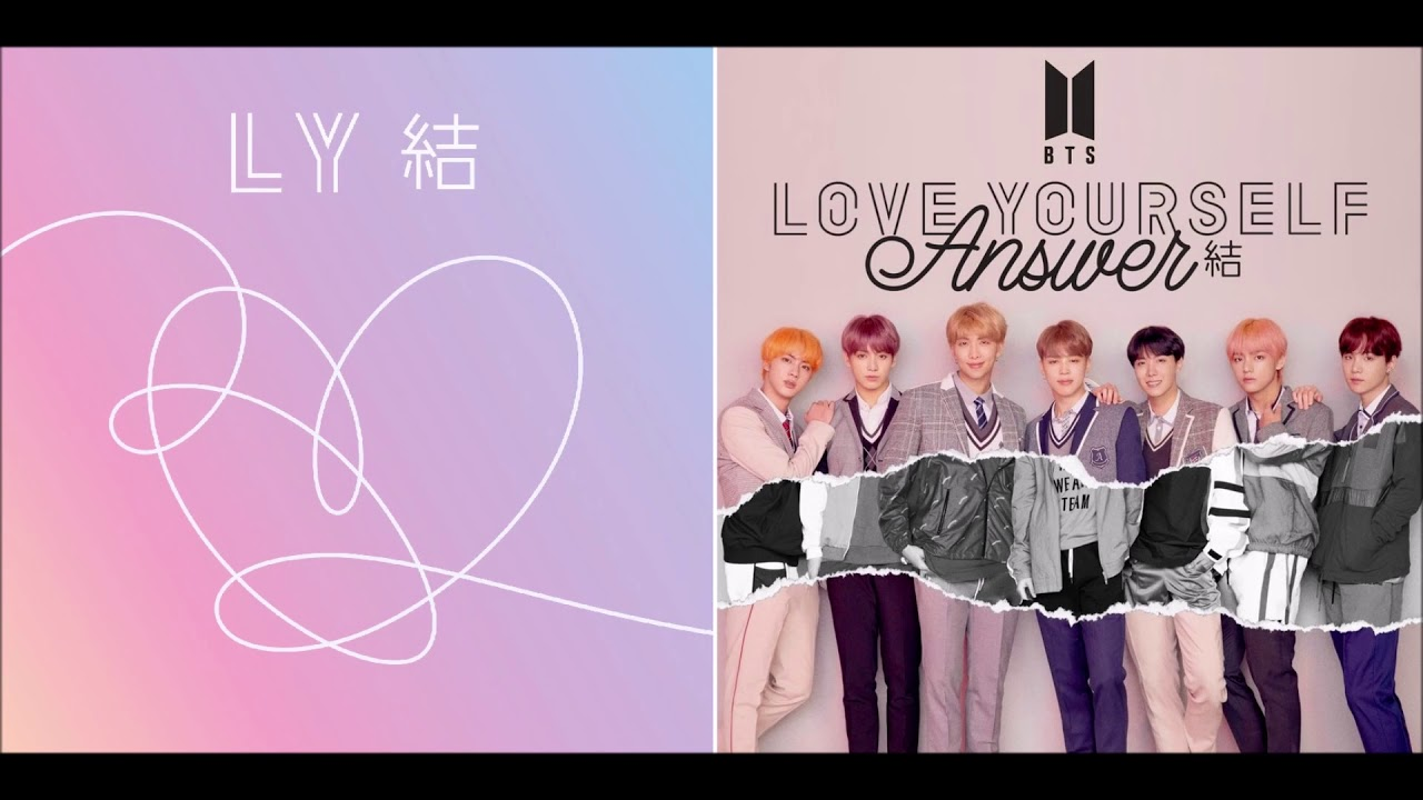 BTS Album LOVE YOURSELF 結 ANSWER [Download Link In The Description]