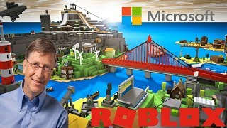 If Microsoft bought Roblox