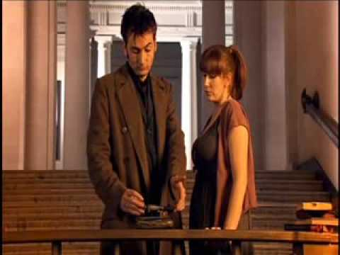 Doctor Who Forest Of The Dead Scene 18