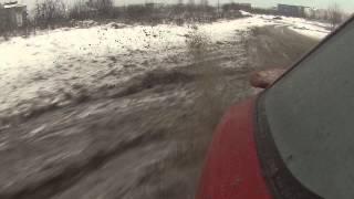 d_k & Subaru Impreza GT Tor Lublin 26.12.2014
