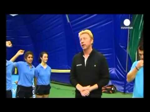 Djokovic appoints Boris Becker as his new coach