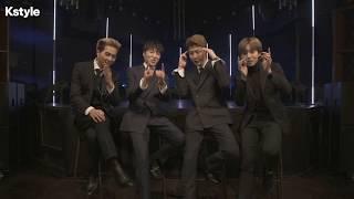 【Kstyle】WINNER、日本武道館決定の瞬間をメンバーが再現!?スペシャルインタビュー公開