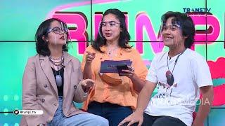 CINTA DAN NINO KUYA PERNAH DIHIPNOTIS PAS UYA KUYA CURIGA DIBOHONGIN! | RUMPI (16/6/21) P2