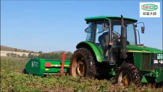 Potato haulm cutter from china, Agricultural machinery in south africa.