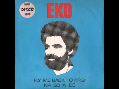 Eko ‎-- Fly Me Back To Kribi