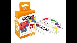 Shuffle games Connect 4 Gameguide - English