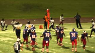 hilites La Marque vs Houston Kashmere 2015