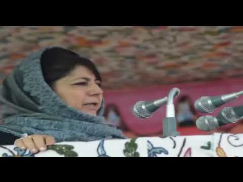 Mehbooba Mufti for betterment of Indo-Pak ties