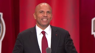 Jason Kidd's Basketball Hall of Fame Enshrinement Speech