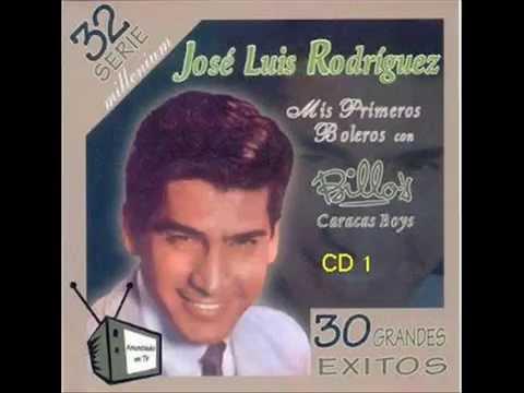 JOSÉ LUÍS RODRÍGUEZ.- Mis Primeros Boleros con Billos (CD1)
