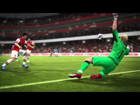 FIFA Soccer 13 - Demo Sizzle Trailer