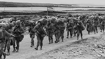 Falklandin sota v. 1982 - Olisiko voinut päättyä toisin? 🇦🇷🌎🇬🇧