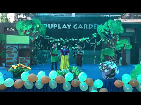 Apple Class 2018 - Second Prize - Speech & Drama Competition