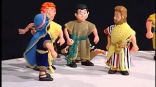 Historinha da Tia Cecéu - Davi o rei das ovelhas (Feliz Sábado)