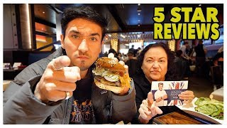 Eating At The Best Reviewed Gordon Ramsay Restaurant (Las Vegas) *CALLING GORDON RAMSAY OUT*