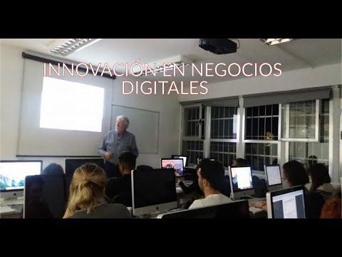 Innovación en negocios digitales