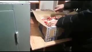 Заключенные волгоградской колонии заказали по почте партию мобильников
