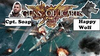 ▼Веселимся в GUNS OF ICARUS