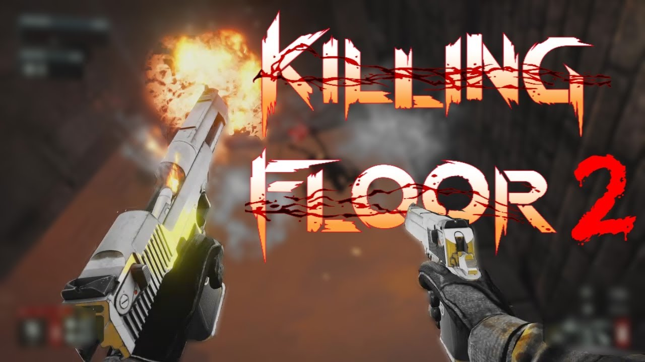 deagle time killing floor funny moments with guevara