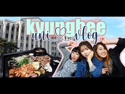 Seoul Vlog: Kyunghee University