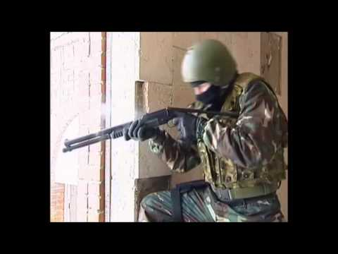 Рмб-93 (ружьё магазинное боевое 93 года) — помповое ружьё, разработанное цкиб. Рмо-93 «рысь» (ружьё магазинное охотничье 93 года) — гражданский вариант рмб-93. Выпускается в следующих модификациях: рысь-ф.