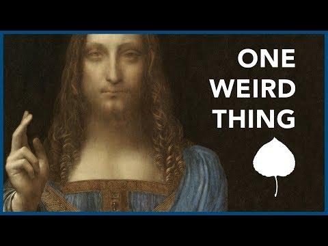 Da Vinci's Salvator Mundi: Significant & Weird