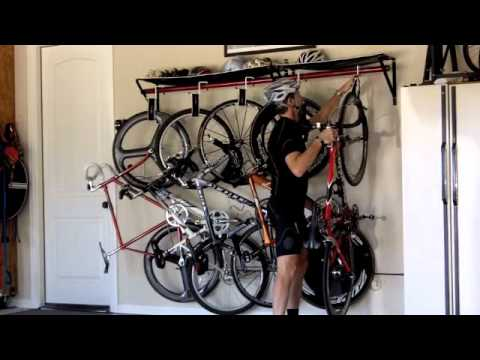 Velogrip Bicycle Racks Youtube
