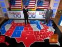 Battleground Electoral Map