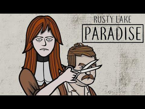 ЛЮТАЯ ДИЧЬ ► Rusty Lake Paradise #1