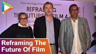 Christopher Nolan | Tacita Dean | Reframing The Future Of Film | FULL UNCUT
