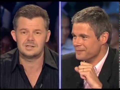 Laurent Wauquiez - On n'est Pas Couché30 Juin 2007 # ONPC
