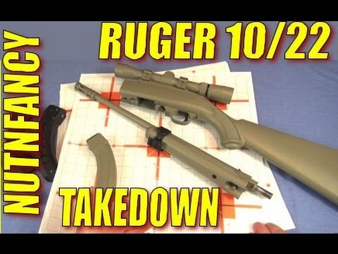 """""""Ruger 10/22 Takedown"""" by Nutnfancy"""