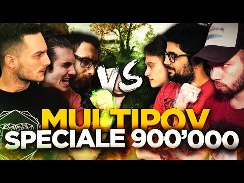 VERSUS MULTIPOV LEGGENDARIO - SPECIALE 900000