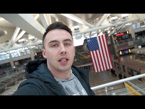 Видео: Улетел в Нью-Йорк! ПЛАНЫ в США. Что дальше