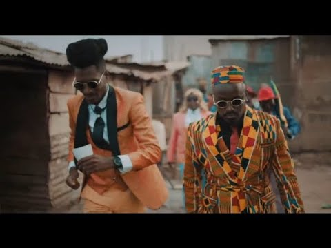 Ykee Benda Ft A Pass - Turn Up The Vibe ( Official Video )