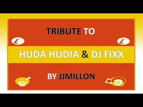 Tribute To HUDIA HUDIA & DJ FIXX BREAKBEAT.  Breakbeat Session. Florida Breaks