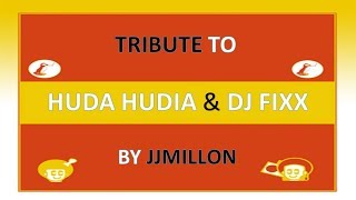 Tribute to HUDIA HUDIA & DJ FIXX BREAKBEAT. 2018 Breakbeat Session. Florida Breaks