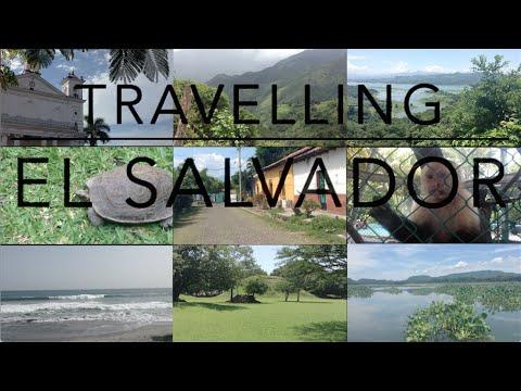Travelling #2 - El Salvador