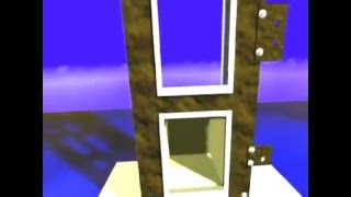 3D animated video (Computer Controlled Elevator)