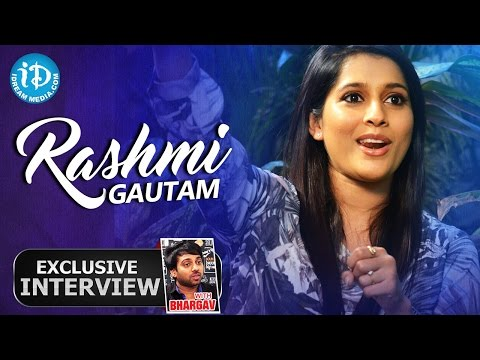 Rashmi Gautam Exclusive Interview  || Talking Movies with iD