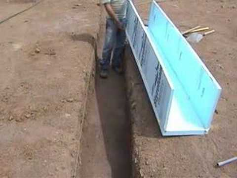 Making Some Ferrocement Roof Channels Doovi